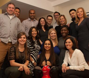 Kindercare Pediatrics Team Members Photo.