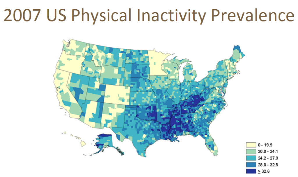 inactivity and obesity Obesity: having excess body  public health officials warn that the results of physical inactivity and poor diet are catching up to tobacco as a significant threat.
