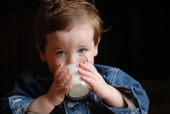 Iron-Deficiency Anemia: The Problem of Pale, Chubby, Milk ...